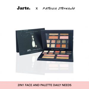 DAILY NEEDS 2in1 FACE & EYES PALETTE