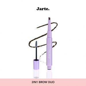 2in1 Brow Pencil and Brow Mascara in Espresso