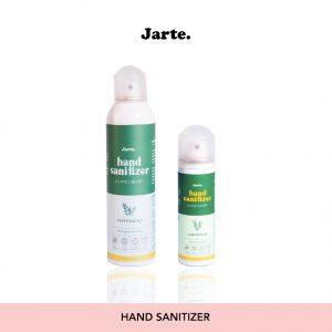 Aerosol Hand Sanitizer